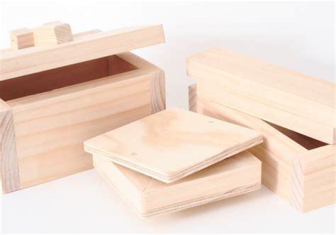 projects to make techniques for a few simple boxes 5