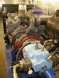 Diesel Engine Driven Shredder Power Unit
