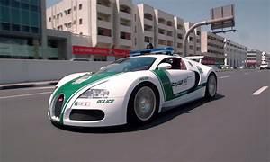 Check Out Dubai's $6.5 Million USD Police Car Fleet ...