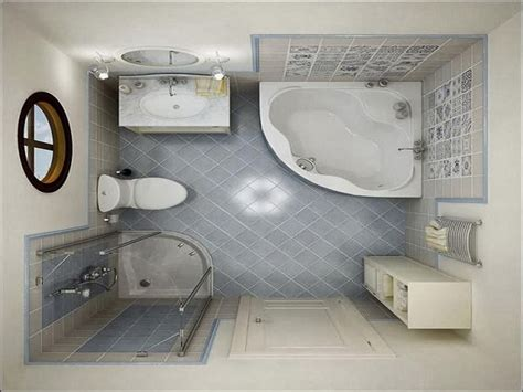 Small Bathroom Design Ideas Bedroom and Bathroom Ideas