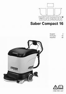 Saber Compact 16 Manuals