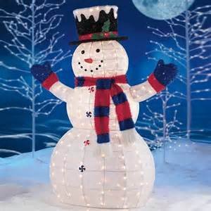 snowman outdoor lights 12 ways to make your different with unique and distinguished