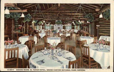 dining room el tovar hotel grand national park