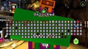Lego Batman 3 Beyond Gotham How To Unlock Beast Boy Code