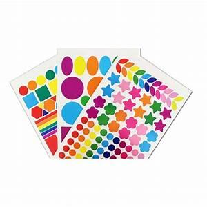 Loisirs Créatifs Enfants : gommettes scrapbooking enfant par 10 planches ~ Melissatoandfro.com Idées de Décoration
