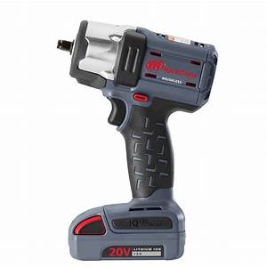 3  8 U0026quot  20v Cordless Impact Wrench Kit  Ingersoll Rand W5132