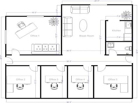 building layout design
