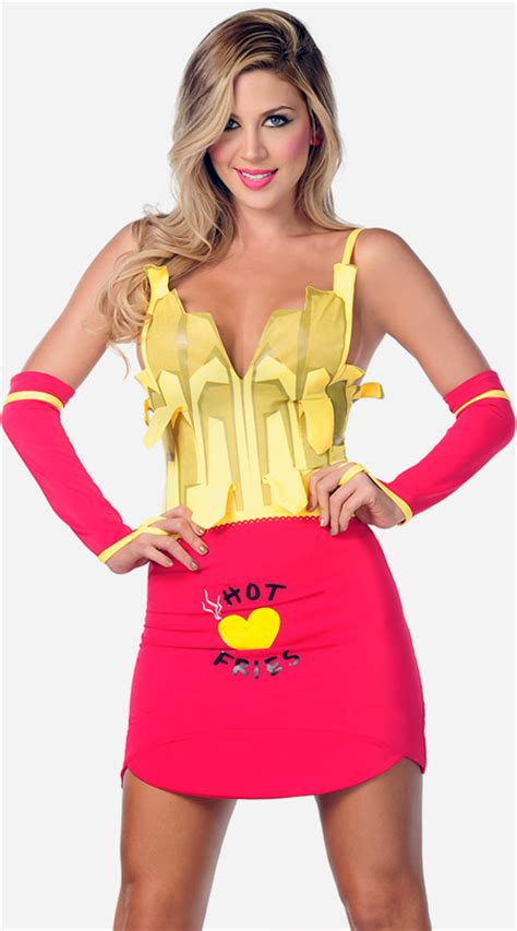 sexy food halloween costumes