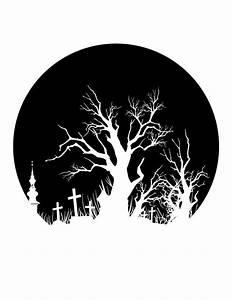 Wood, Spooky, Tree, Template, Pdf, Plans