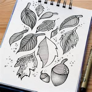Easy Sketchbook Drawings Ideas