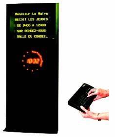 Panneau Lumineux Message : prix sur demande ~ Teatrodelosmanantiales.com Idées de Décoration