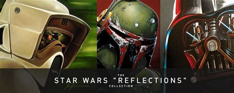 star wars reflections collection  coolector