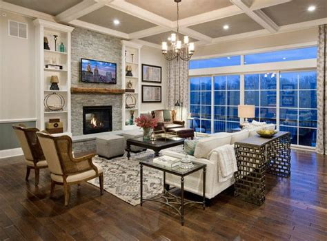 living rooms  coffered ceiling designs