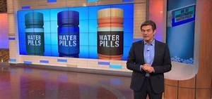 side effects of water pills before you take them for