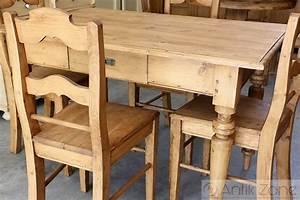 Massivholz Tisch : esstisch tisch massivholz fichte bauernm bel antik ~ Pilothousefishingboats.com Haus und Dekorationen