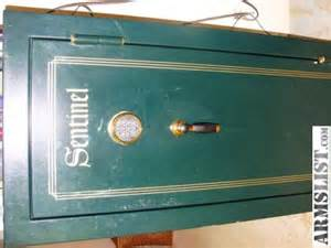 armslist for sale trade sentinel 24 gun fire safe w