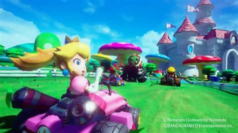 Mario Kart Racing Wiki Fandom Powered Wikia