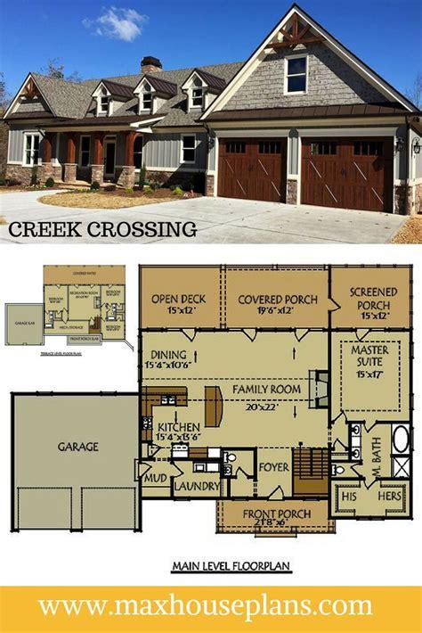building plans house plan bungalow house plans with walkout basement