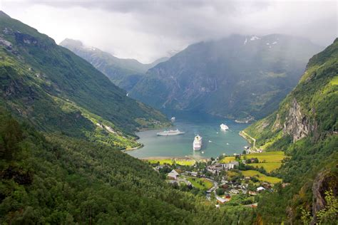 Visit Geiranger Fjord On Your Trip To Geiranger Or Norway