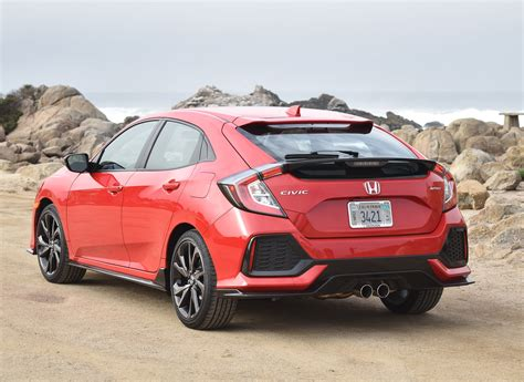 Review Honda Civic by Drive Review 2017 Honda Civic Hatchback 95 Octane