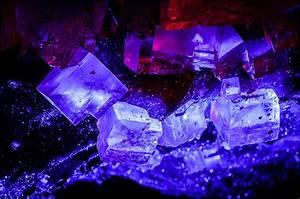 Salzkristalle Foto  U0026 Bild