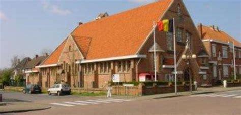 Find your nearest scooter's coffee location. Sint-Idesbaldus Church | The Belgian Coast
