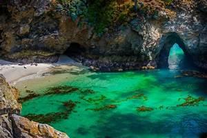 Near Point Chart Point Lobos Snr China Cove Carmel Ca California Beaches