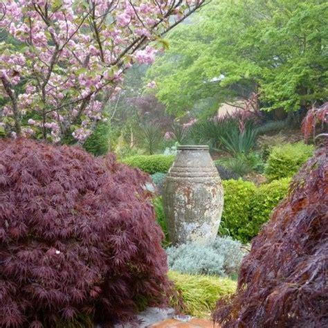 Japanischer Garten Sträucher by Japanische Gartengestaltung Aequivalere Gardens