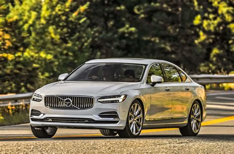Volvo S90 T8 by Check Out The 2018 Volvo S90 T8 Electromotivela