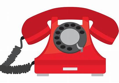 Phone Vector Clipart Telefono Number Emergency Important