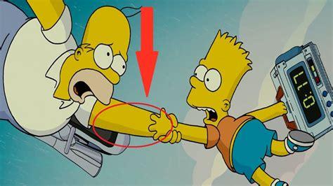 Errores curiosidades y secretos de Los Simpson: La