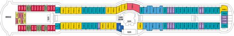 Radiance Of The Seas Deck Plan 10 by Radiance Of The Sea Deck Plans