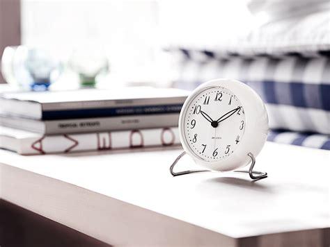 arne jacobsen table clock copenhagen  group