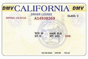 8 blank drivers license template psd images north With california id template download