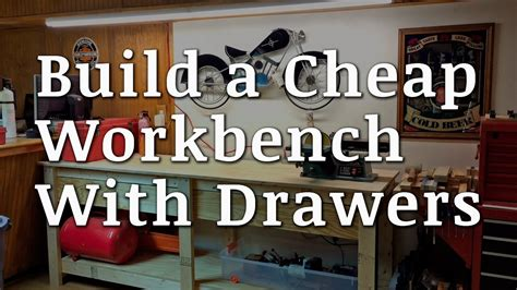 build  workbench  drawers   youtube