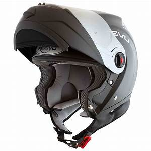 Casque De Moto : casque moto reevu fsx1 r trovision int grale ~ Medecine-chirurgie-esthetiques.com Avis de Voitures