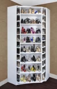 Rotating Closet Carousel by Diy Lazy Susan Shoe Rack My Style Pinterest Lazy