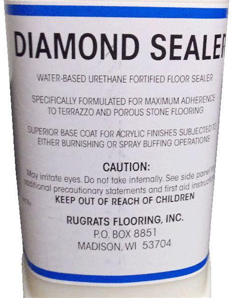terrazzo sealer urethane floor sealer