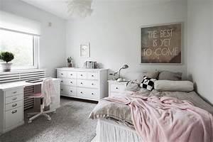 Chambre Fille Ado : 3 id es pour d corer une chambre de fille ado ~ Teatrodelosmanantiales.com Idées de Décoration