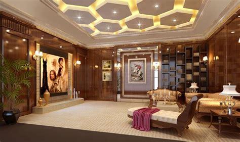 Ceiling Design Ideas-luxury Ceiling With Custom