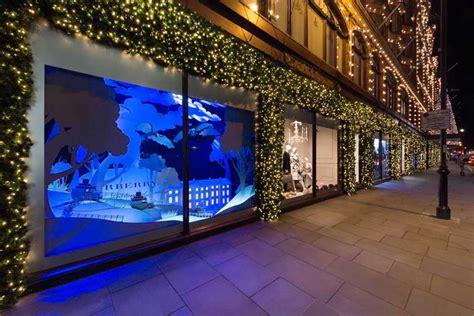 video  immagini delle piu belle vetrine natalizie