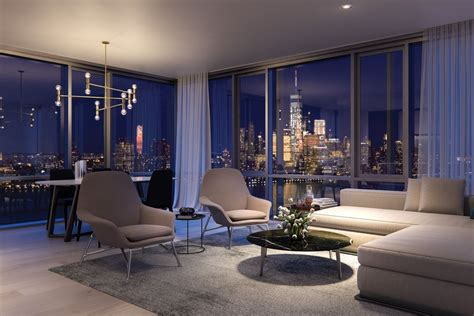 Peek Inside Park And Shore, Jersey City's 'ultra Luxury