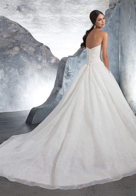 kalinda wedding dress style  morilee