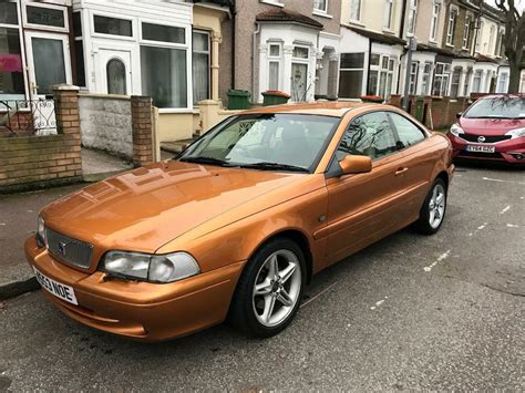 Volvo C70 by Volvo C70 T5 Coupe In Manor Park Gumtree