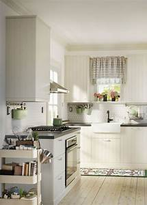 Ikea Küche Hittarp : cuisine ikea hittarp blanc recherche google country pinterest kitchens ikea hack and house ~ Orissabook.com Haus und Dekorationen