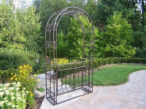 gardens with arbors arbors with gates www imgkid com the image kid has it