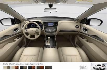 Qx60 Infiniti Hybrid Colors Interior Options Features