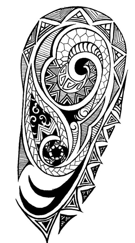 350 best images about Maori tattoo on Pinterest