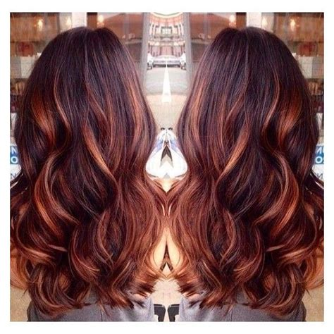 ideas  red brown hair  pinterest red