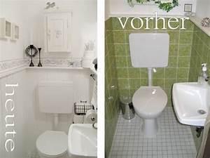 Badezimmer Fliesen Streichen : vintage vorher nachher bildchen wohnen pinterest badezimmer fliesen ~ Markanthonyermac.com Haus und Dekorationen